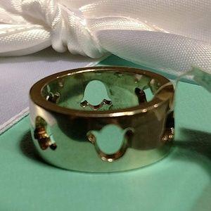 Tiffany & Co 925 Tulip Ring